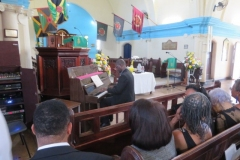 Funeral Service of the Late Col. Anthony Churchill-de-Vere Stern O.D.