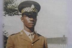 Late Ex-JDF Gladstone E. Plunkett
